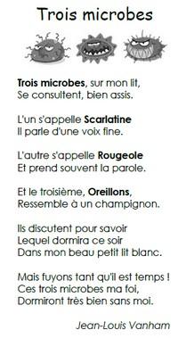 Trois microbes